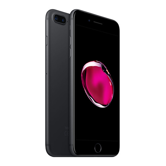 Smartphone et téléphone mobile Apple iPhone 7 Plus (noir) - 32 Go