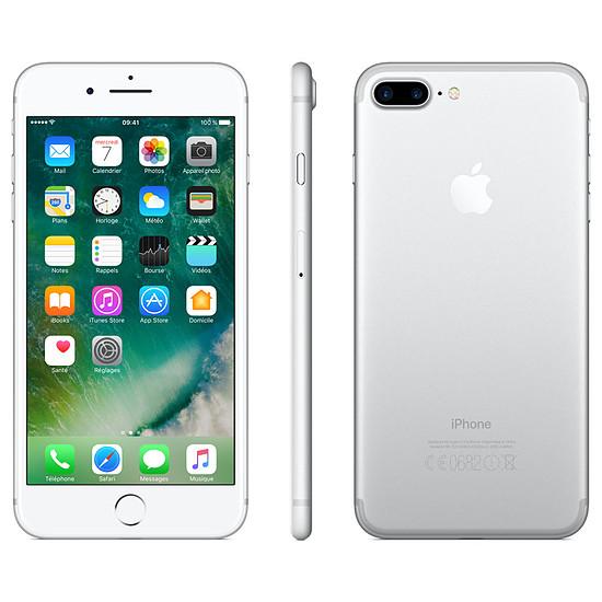 Smartphone et téléphone mobile Apple iPhone 7 Plus (argent) - 32 Go - Autre vue