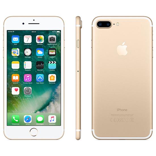Smartphone et téléphone mobile Apple iPhone 7 Plus (or) - 32 Go - Autre vue