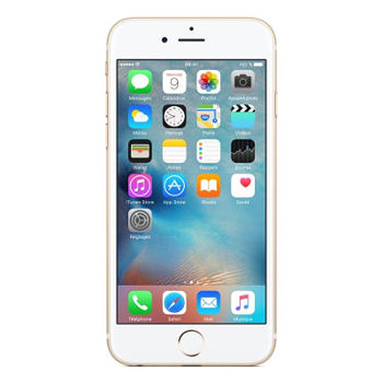 Smartphone et téléphone mobile Apple iPhone 6s (or) - 32 Go