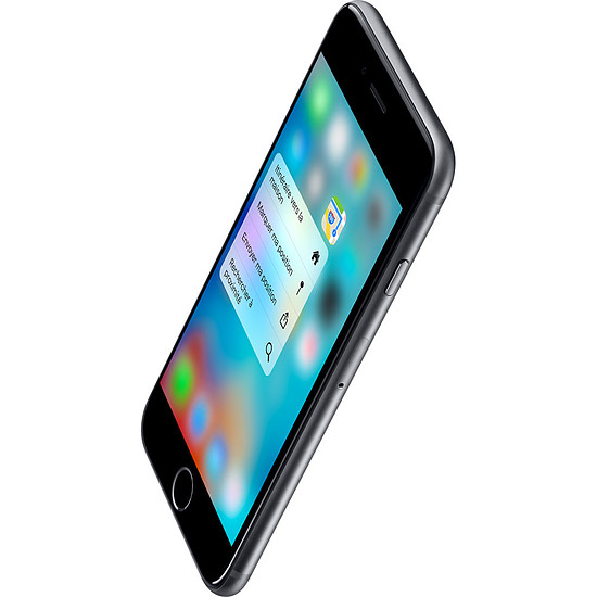 Smartphone et téléphone mobile Apple iPhone 6s Plus (gris sidéral) - 32 Go - Autre vue