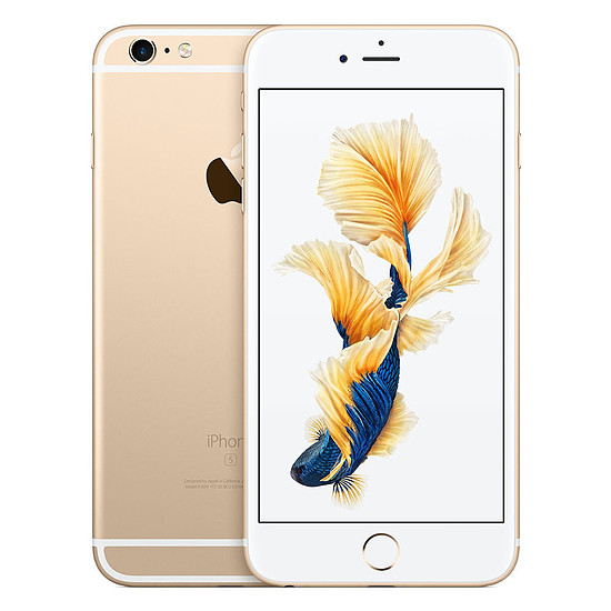 Smartphone et téléphone mobile Apple iPhone 6s Plus (or) - 32 Go
