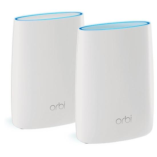Point d'accès Wi-Fi Netgear ORBI AC3000 (RBK50) - Système Wifi tribande