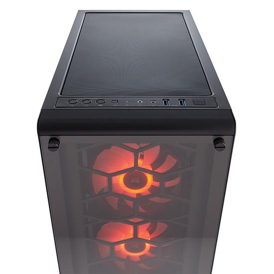 Boîtier PC Corsair Crystal 460X RGB - Autre vue