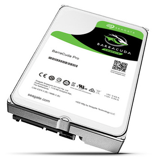 Disque dur interne Seagate BarraCuda Pro 8 To