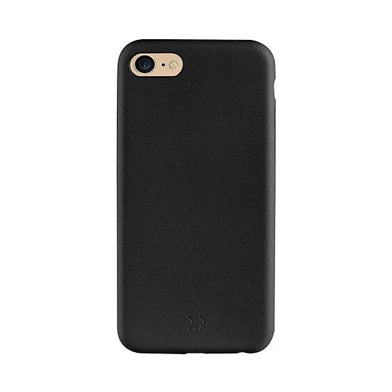Coque et housse Xqisit Coque iPlate Gimone overmold (noir) - iPhone 7
