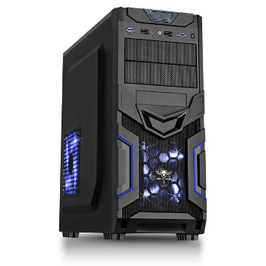 Boîtier PC Spirit Of Gamer X-FIGHTERS 31 Blue Mana