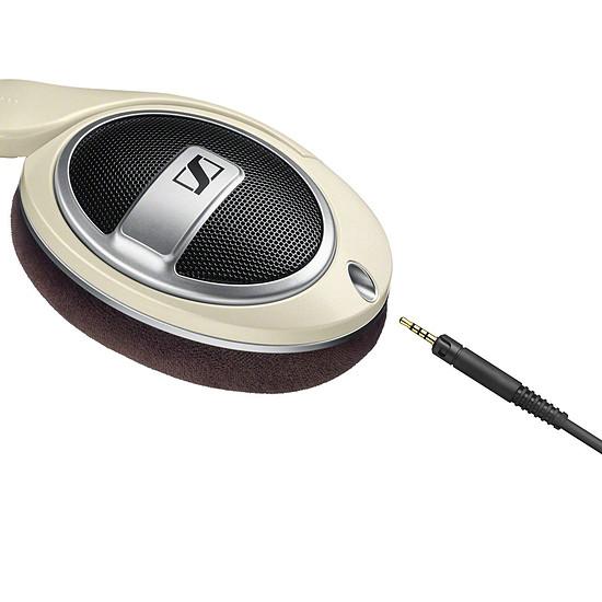 Casque HiFi Sennheiser HD 599 Ivoire - Casque audio - Autre vue