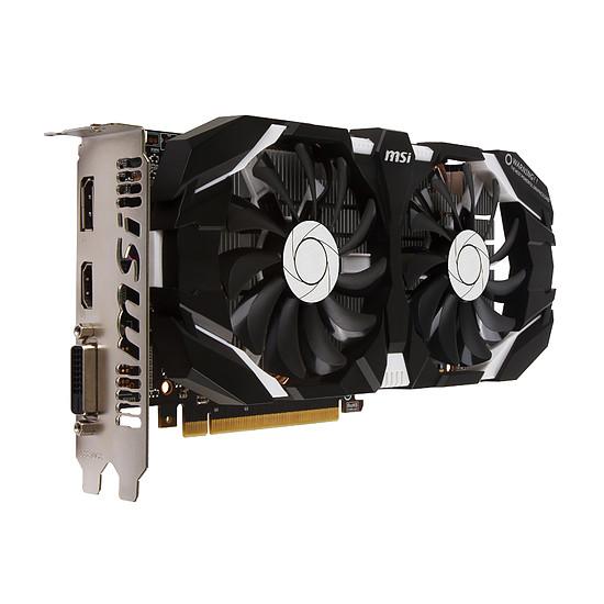 Carte graphique MSI GeForce GTX 1060 6GT OC V1 - 6 Go - Autre vue