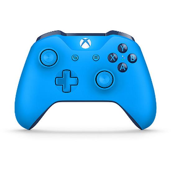 Manette de jeu Microsoft Xbox One - Bleu