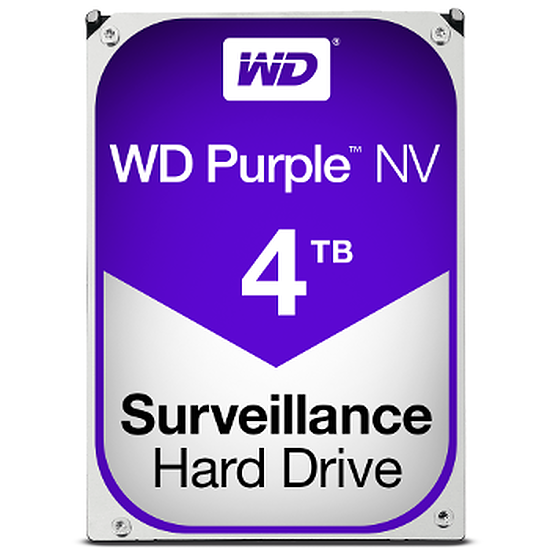 Disque dur interne Western Digital (WD) Purple NV - 4 To