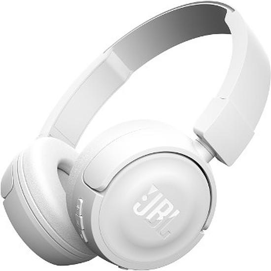 Casque Audio JBL T450 BT Blanc