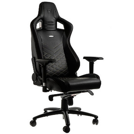 Fauteuil / Siège Gamer Noblechairs EPIC - Or