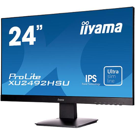 Écran PC Iiyama ProLite XU2492HSU-B1