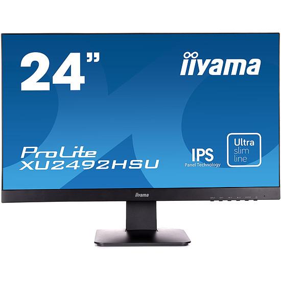 Écran PC Iiyama ProLite XU2492HSU-B1 - Autre vue