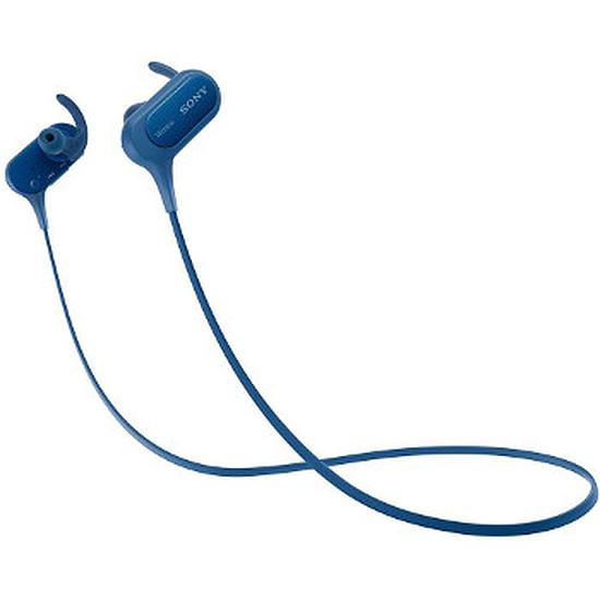 Casque Audio Sony MDR-XB50BS Bleu