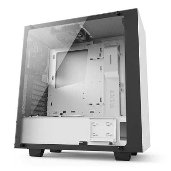 Boîtier PC NZXT S340 Elite Blanc