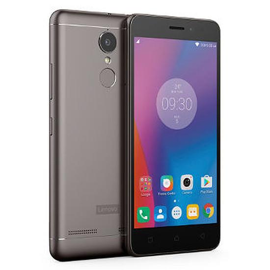 Smartphone et téléphone mobile Lenovo K6 (gris)