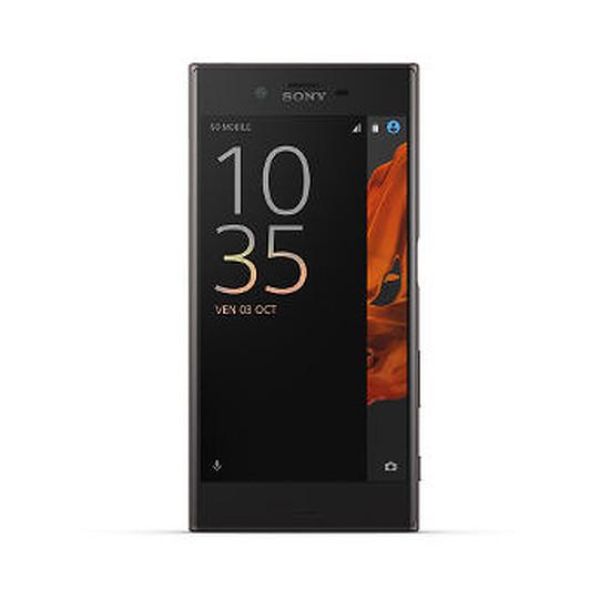 Smartphone et téléphone mobile Sony Xperia XZ (noir) - Simple SIM