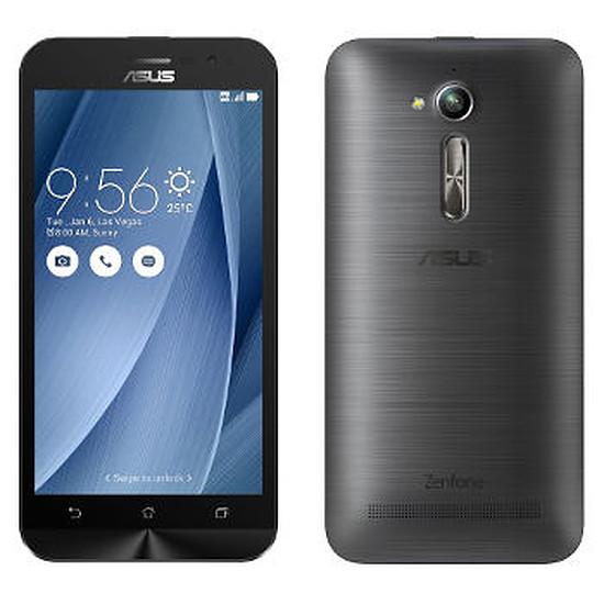 Smartphone et téléphone mobile Asus ZenFone Go ZB500KL (argent)
