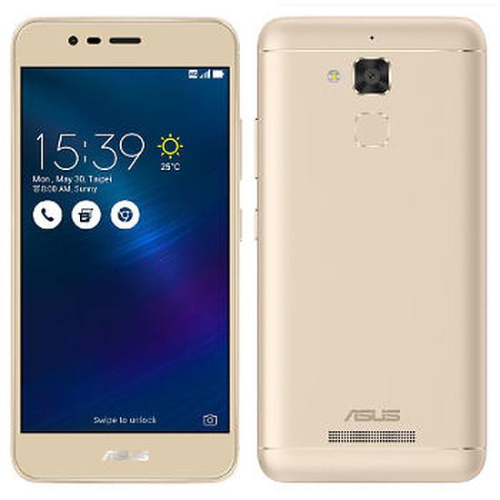 Smartphone et téléphone mobile Asus ZenFone 3 Max ZC520TL (or)