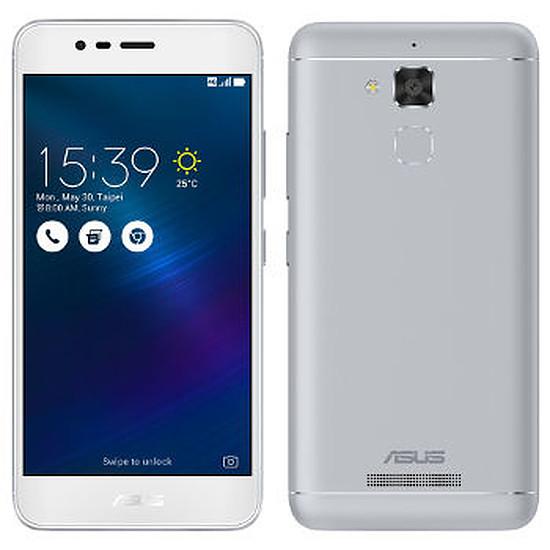Smartphone et téléphone mobile Asus ZenFone 3 Max ZC520TL (argent)