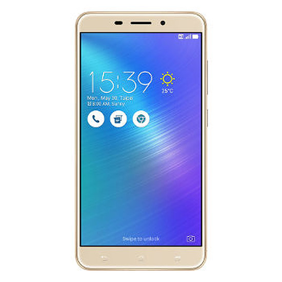 Smartphone et téléphone mobile Asus ZenFone 3 Laser ZC551KL (or)