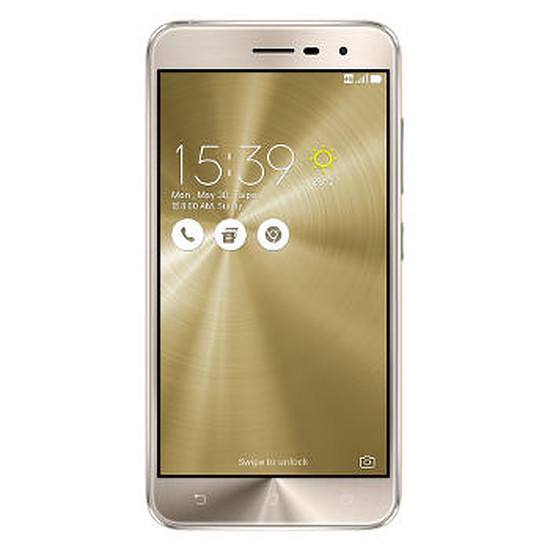 Smartphone et téléphone mobile Asus ZenFone 3 ZE520KL (or)
