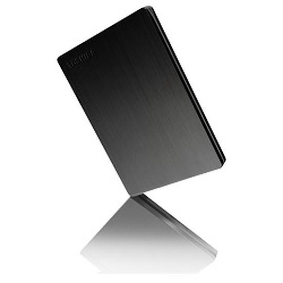 Disque dur externe Toshiba Canvio Slim 500 Go - USB 3.0 (noir)