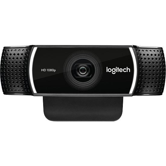 Webcam Logitech C922 Pro - Autre vue