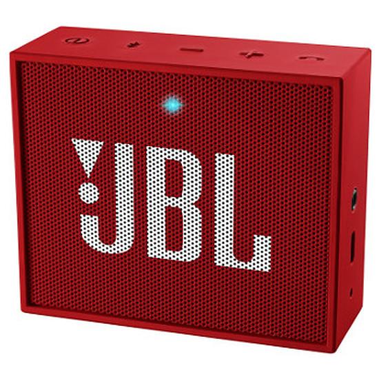 Enceinte sans fil JBL Go Rouge