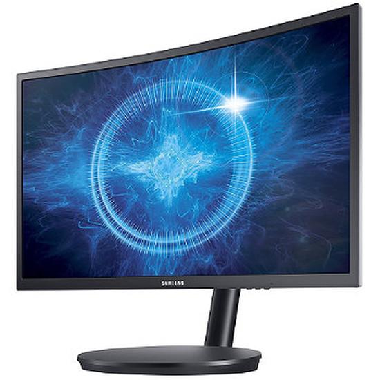 """Écran PC Samsung C24FG70FQU - 24"""" - Incurvé"""
