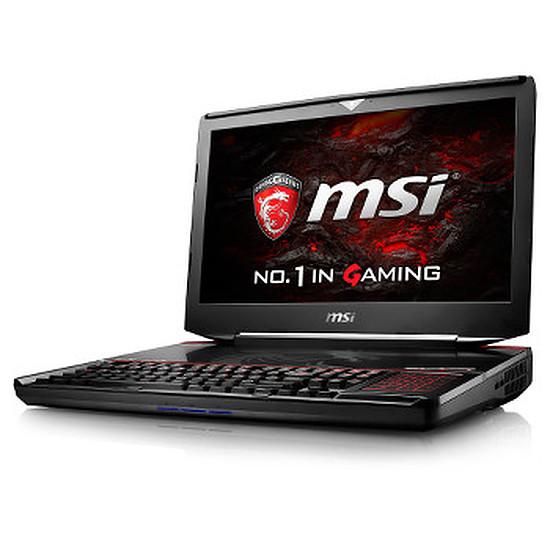 PC portable MSI GT83VR 6RE-076FR - i7 - 32 Go - SSD - SLI GTX 1070
