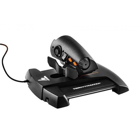 Simulation de vol Thrustmaster TWCS Throttle - Autre vue