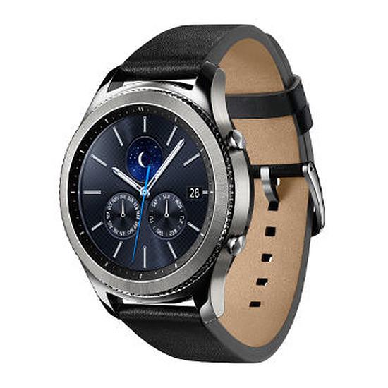 Montre connectée Samsung Gear S3 Classic - GPS - 46 mm