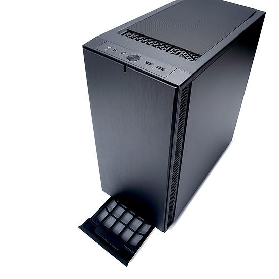 Boîtier PC Fractal Design Define C Black Window - Autre vue