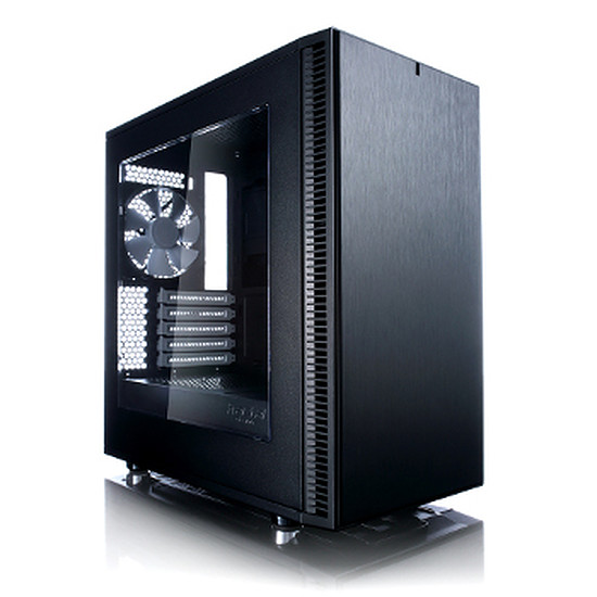 Boîtier PC Fractal Design Define Mini C Black Window