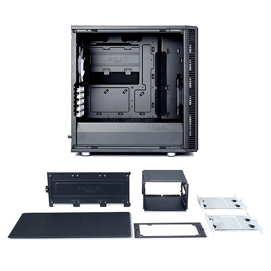 Boîtier PC Fractal Design Define Mini C Black Window - Autre vue