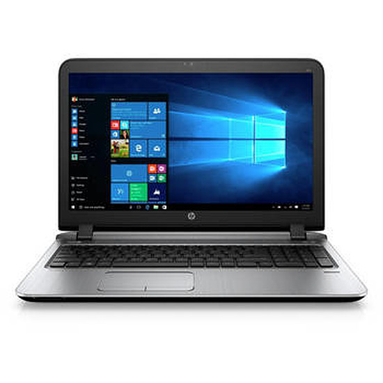 PC portable HP ProBook 450 G3 (W4P26ET) - i5 - 256 Go SSD