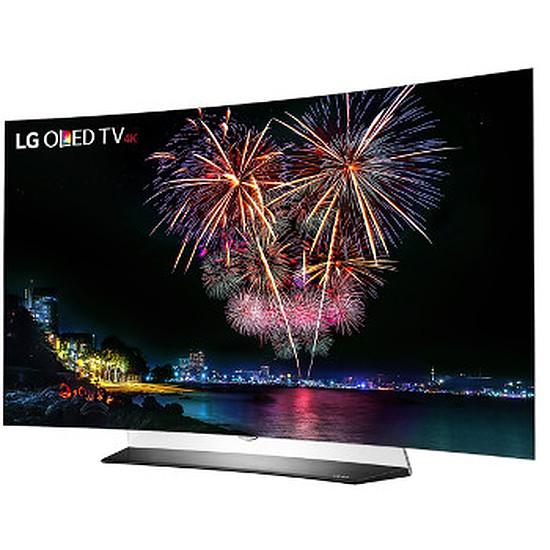 TV LG 55C6V TV OLED CURVE UHD 4K HDR 140 cm