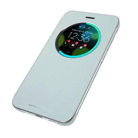 Coque et housse Asus View flip cover (bleu) - Asus ZenFone 3 ZE520KL