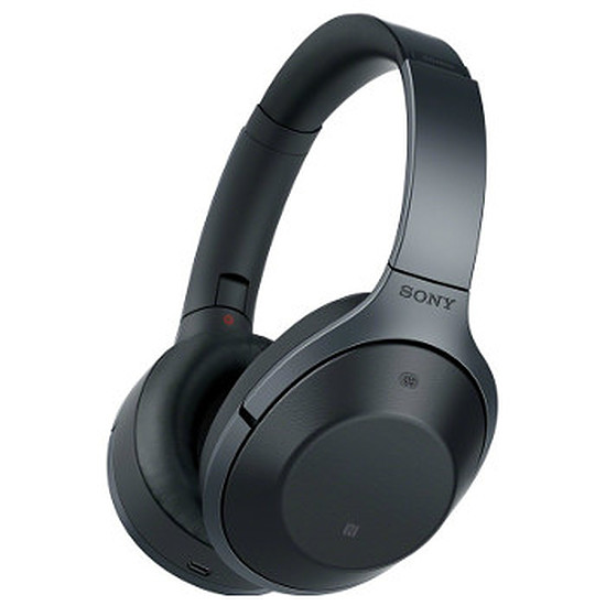 Casque Audio Sony MDR1000X Noir