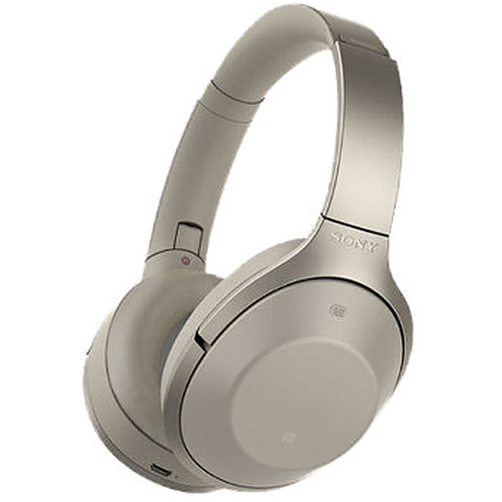 Casque Audio Sony MDR1000X Beige