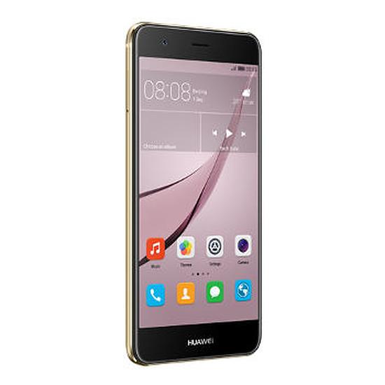 Smartphone et téléphone mobile Huawei Nova (or)
