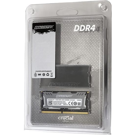 Mémoire Ballistix SO-DIMM Sport LT DDR4 2 x 16 Go 2400 MHz - Autre vue