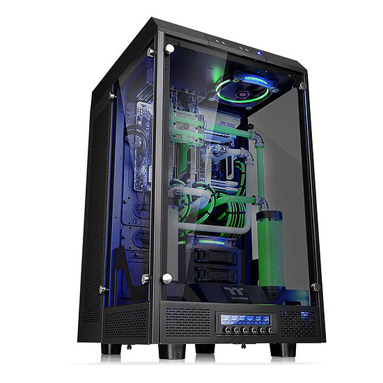 Boîtier PC Thermaltake The Tower 900 Noir