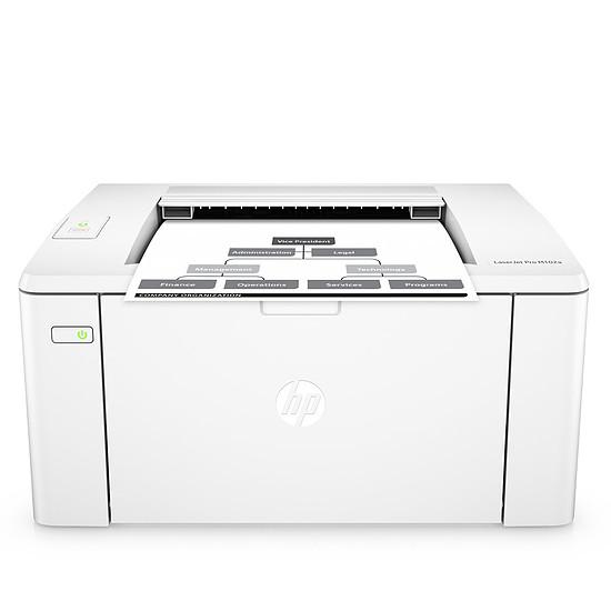 Imprimante laser HP LaserJet Pro M102w