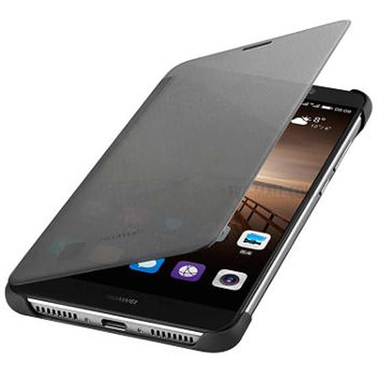 Coque et housse Huawei Etui Window Flip (noir) - Huawei Mate 9