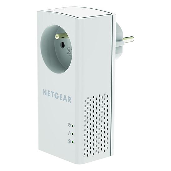 CPL Netgear PLP1000 - Pack de 2 CPL 1000 (prise intégrée) - Autre vue