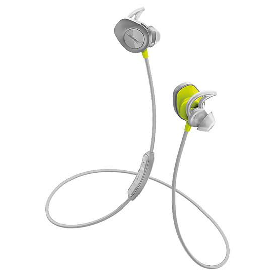 Casque Audio Bose SoundSport Wireless Citron - Ecouteurs sans fil - Autre vue